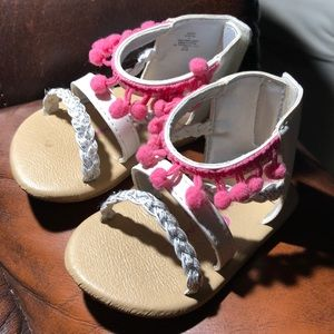 Jessica Simpson Baby Girl Shoes size 4